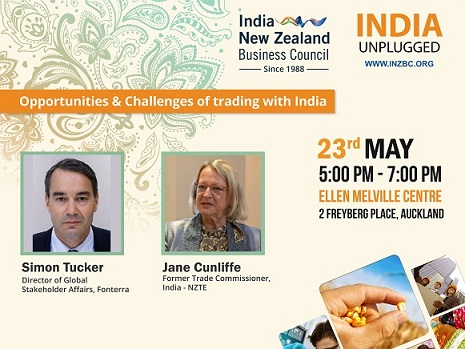 Experts to outline business opportunities in India