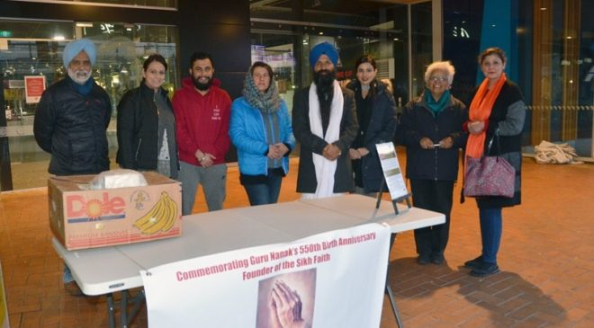 Guru Nanak Free Kitchen opens in Wellington
