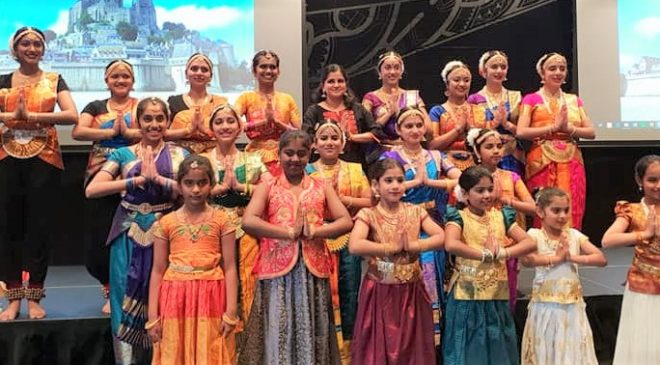 Nuances of Bharata Natyam explained