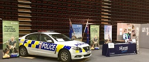 Police are looking for you all over New Zealand