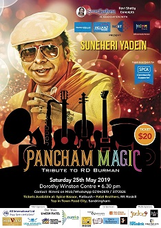 RD Burman Show set to be a Superhit event in Auckland