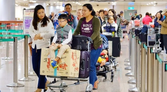 Taiwan attributes trade boom to its New Southbound Policy