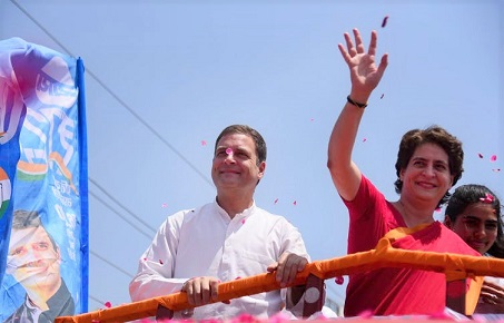 The Modi factor overwhelms Congress-led Alliance in India