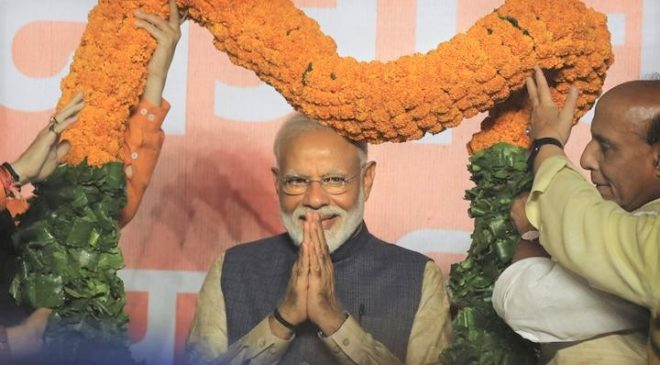 The Return of Narendra Modi spells better times for India