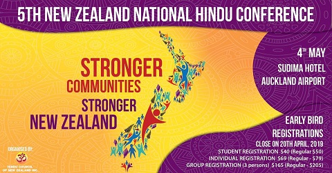 Winston Peters to inaugurate Hindu Conference