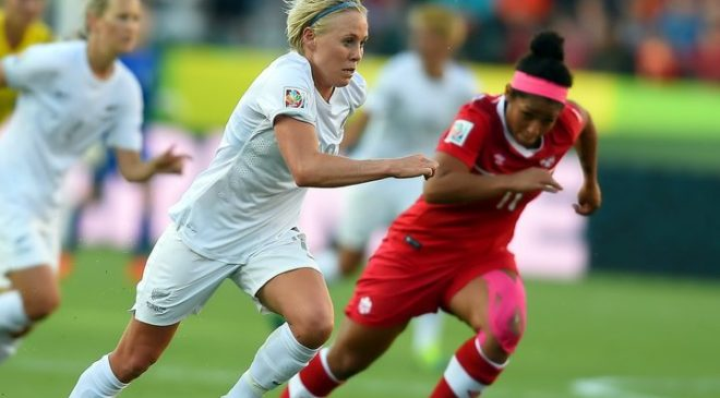 Football Ferns eye the World Cup as campaign opens