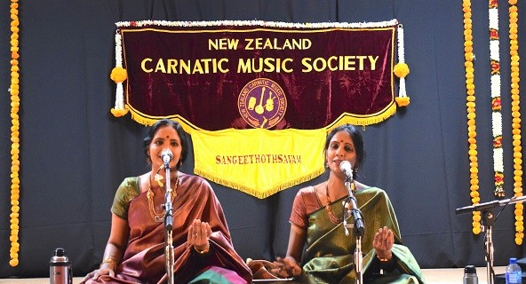 'Raga Sisters' set new benchmark for Carnatic Music