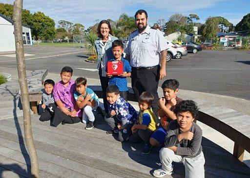 St John School Programme promotes safety
