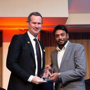Wellington Phoenix honoured for Inclusion Programme