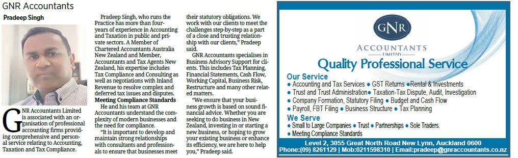 GNR Accountants