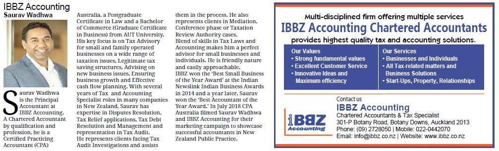 IBBZ Accounting