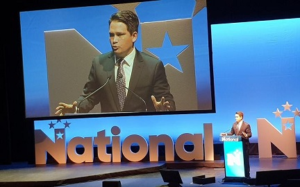National Party prepares for the Big War in 2020