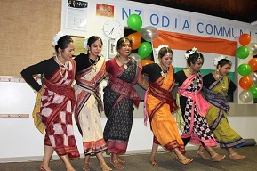 Odia Community celebrates Rathajatra in Auckland