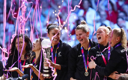 Silver Silver Ferns take Netball World Cup beating Australia