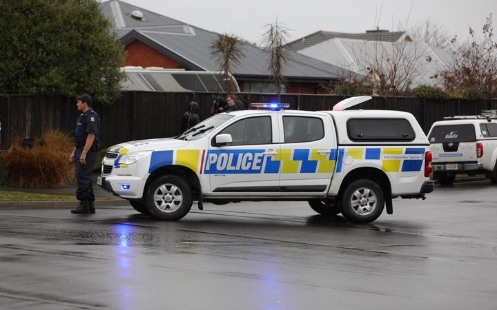 Six injured in Christchurch explosion