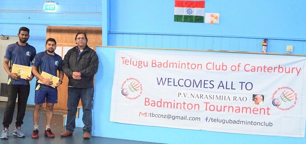 Tournament bring the best of Badminton in Canterbury