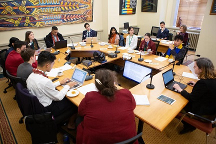 Young MPs call for culturally inclusive education