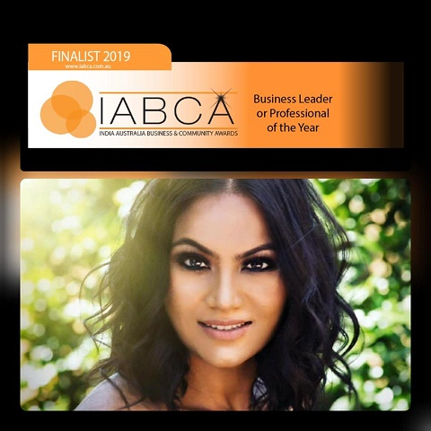 Aarti Bajaj, a finalist at Australian Business & Community Awards