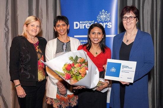 Auckland lawyer earns Emerging Director Award