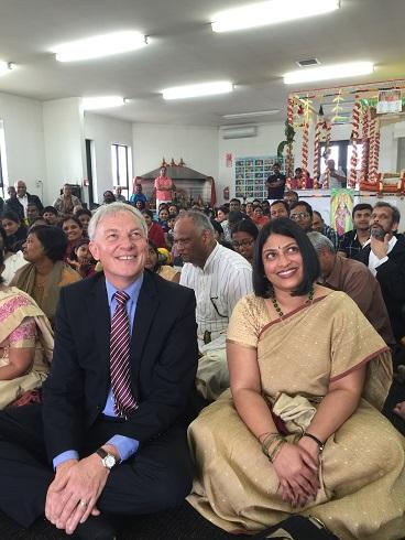 Phil Goff greets Hindus on Ganesh Chaturthi