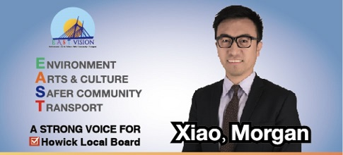 Pro-China candidate from East Auckland raises disquiet