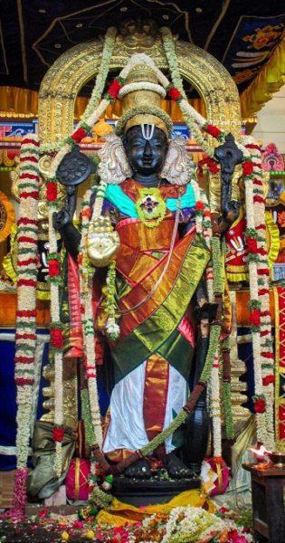 Quadragennial Deity brings millions to Kancheepuram