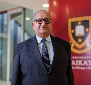 Sir Anand elected Waikato University Chancellor