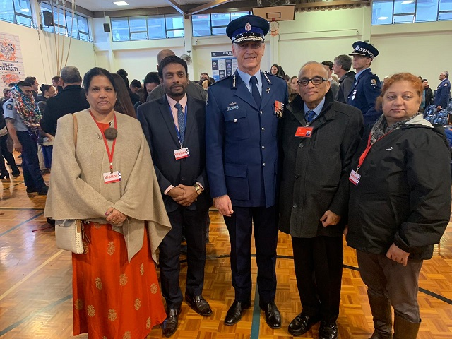 The Pride and Honour of being Police Recruit Wing 328 Patron