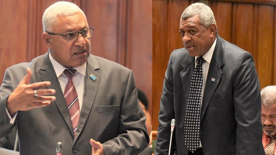 Bainimarama apologises to Pio Tikoduadua
