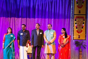 Cultural excellence enhances our Festivals of South India