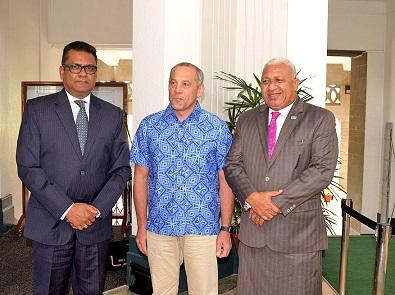 Fiji to launch E-Passports next week