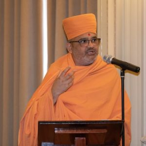 Sanskrit Scholar, Ordained Monk honoured