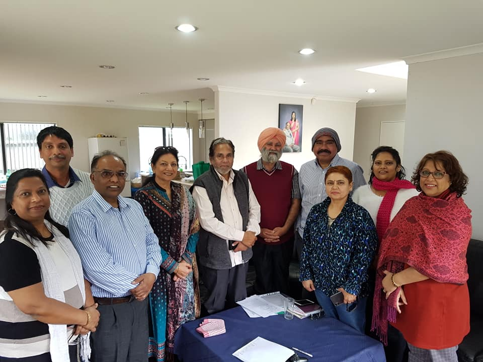 Urdu Hindi Association elects leaders for two years