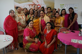 Diwali brings laughter among Care Home residents