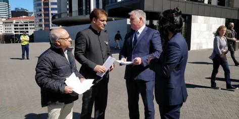 Kashmir Pandits petition MPs on Article 370