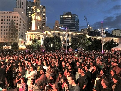 Liquor ban in force at Auckland Diwali