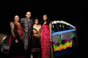 Ola drivers bring Diwali spirit to Auckland roads