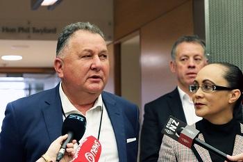 Shane Jones fuels ire over Immigration