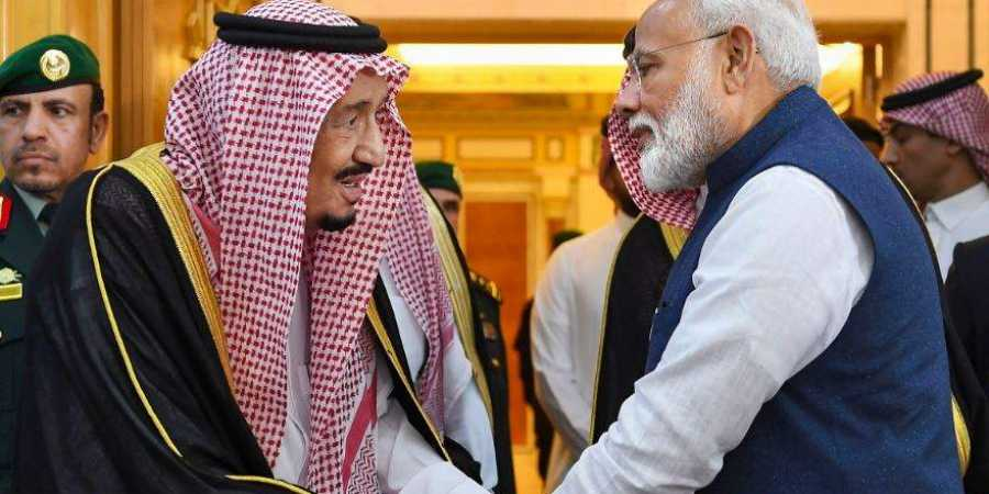 India launches 'RuPay Card' in Saudi Arabia