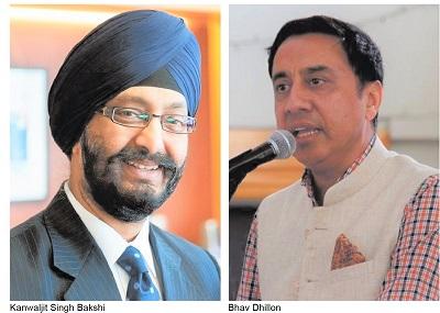 Punjab Government honours Kanwaljit Singh Bakshi, Bhav Dhillon
