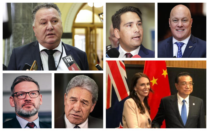 Shane Jones wants tougher immigration policy