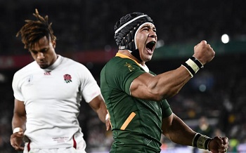 Springboks win Rugby World Cup 2019