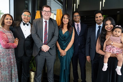 million Office Complex and food processing plant opens in Auckland