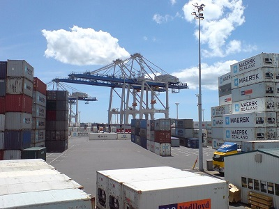 Auckland Port moving up north, for sure