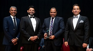 Dr Robert Lateef Khan (Senior) Commemoration Award