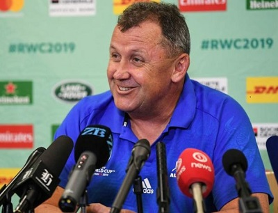 Ian Foster appointed All Blacks Head Coach
