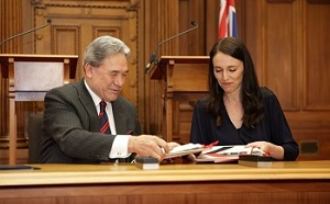 NZ First woes can shake the Coalition
