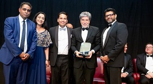 Raman (Ray) Ranchhod Commemoration Award – distinguished services to Education
