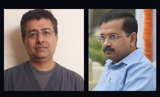 Song takes a dig at Aam Aadmi Party leaders