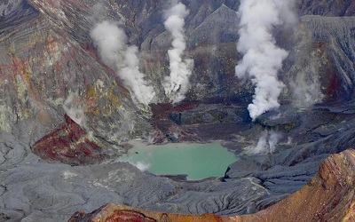 White Island eruption puts spotlight on Volcano Tourism